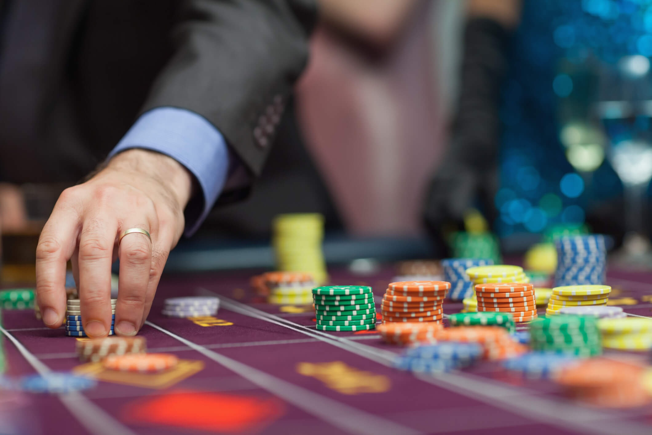 variety of ball casino games on online
